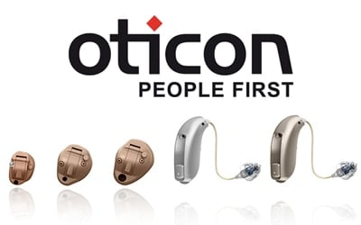 Hearing Aids by Oticon