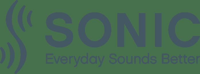 Sonic Hearing Aid Logo