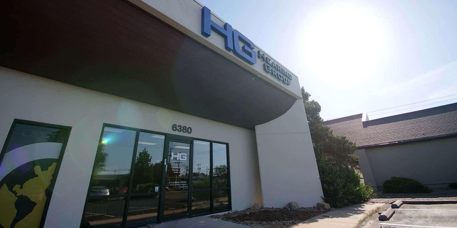 Hearing Group East Wichita, KS Storefront