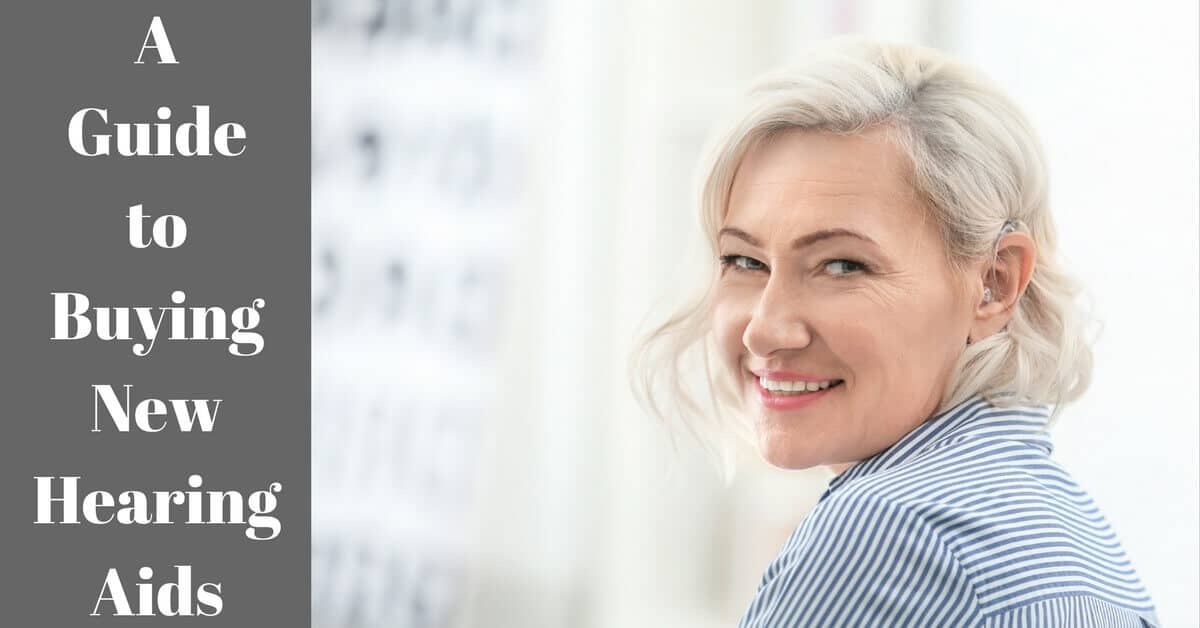A Guide to Buying New Hearing Aids