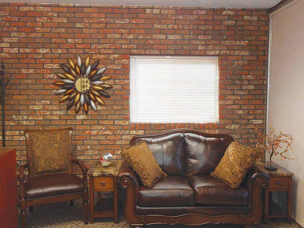New Front Room Interior of Our Enid Office