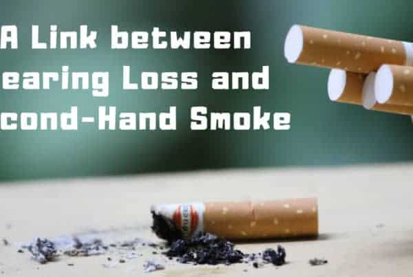 A Link between Hearing Loss and Second-Hand Smoke
