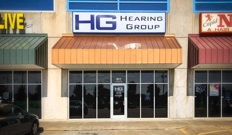 Outside of Hearing Group Oklahoma City, OK