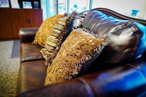 Sooner Road Sofa Interior