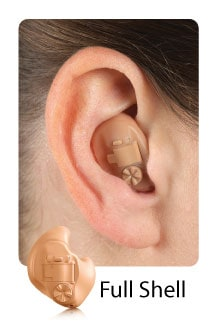 Full Shell Hearing Aid