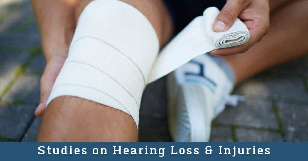 Studies on Hearing Loss & Injuries